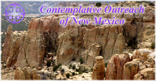 Contemplative Outreach of New Mexico banner